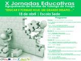 X Jornadas Educativas