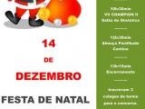 Festa de Natal - Escola Sede