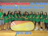 Escola E.B. 2, 3 de Valongo Vouga é Campeã Nacional de Andebol