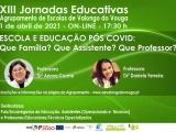 XIII JORNADAS EDUCATIVAS DE VALONGO DO VOUGA